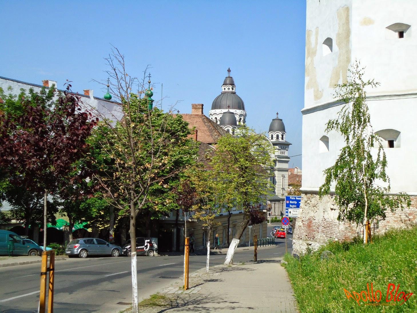 Spre centru Mures