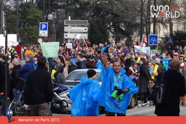 Maratón de París 2013