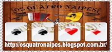 OS QUATRO NAIPES - Dicas para blogs