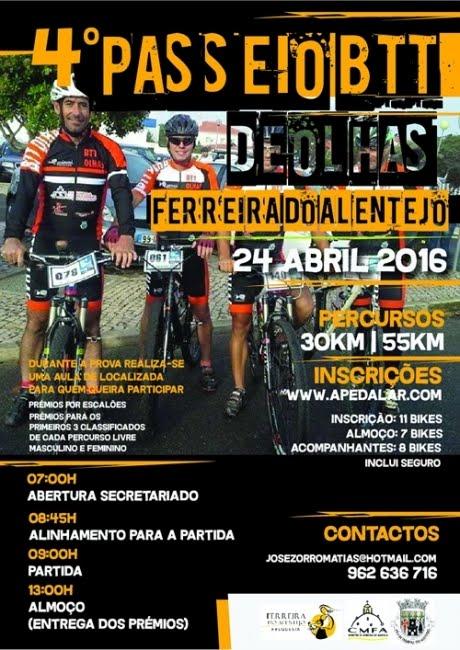 24ABR * OLHAS FERREIRA DO ALENTEJO