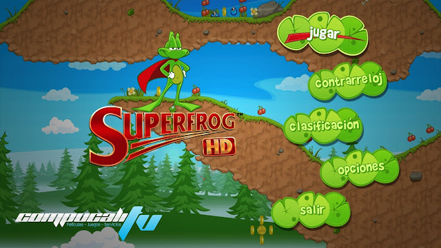 Superfrog HD PC Full Español