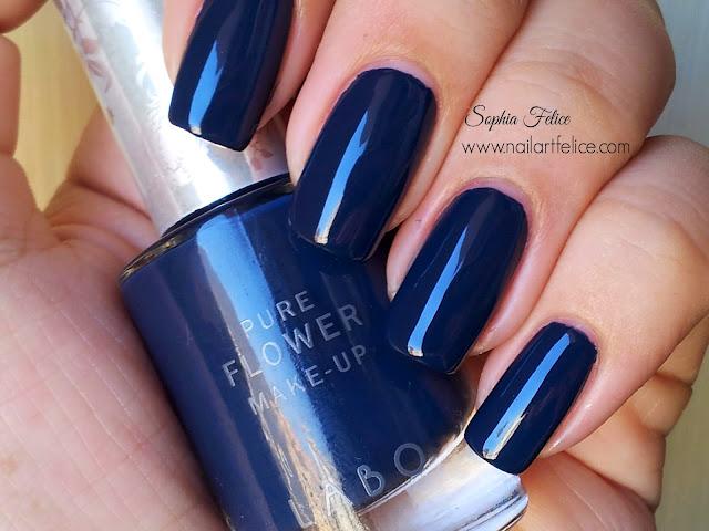 Labo Pure Flower 03 Blue