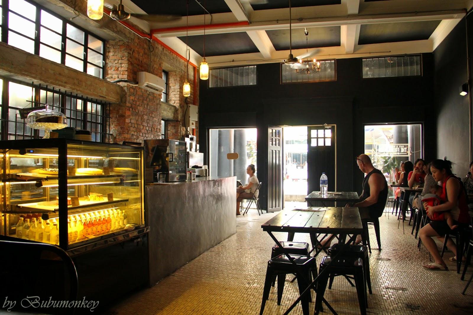 monkeY eYe: The Front Door Cafe @ Grocer's Inn, Jalan Sultan