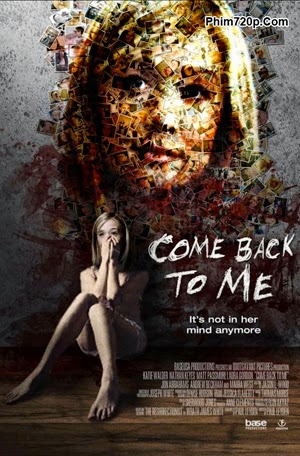 Come Back to Me 2014 poster