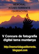 Memorial Agustí Torrents de fotografia de muntanya