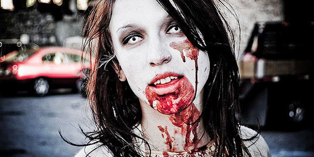 [halloween Tips] Cara Membuat Darah Palsu [ www.BlogApaAja.com ]