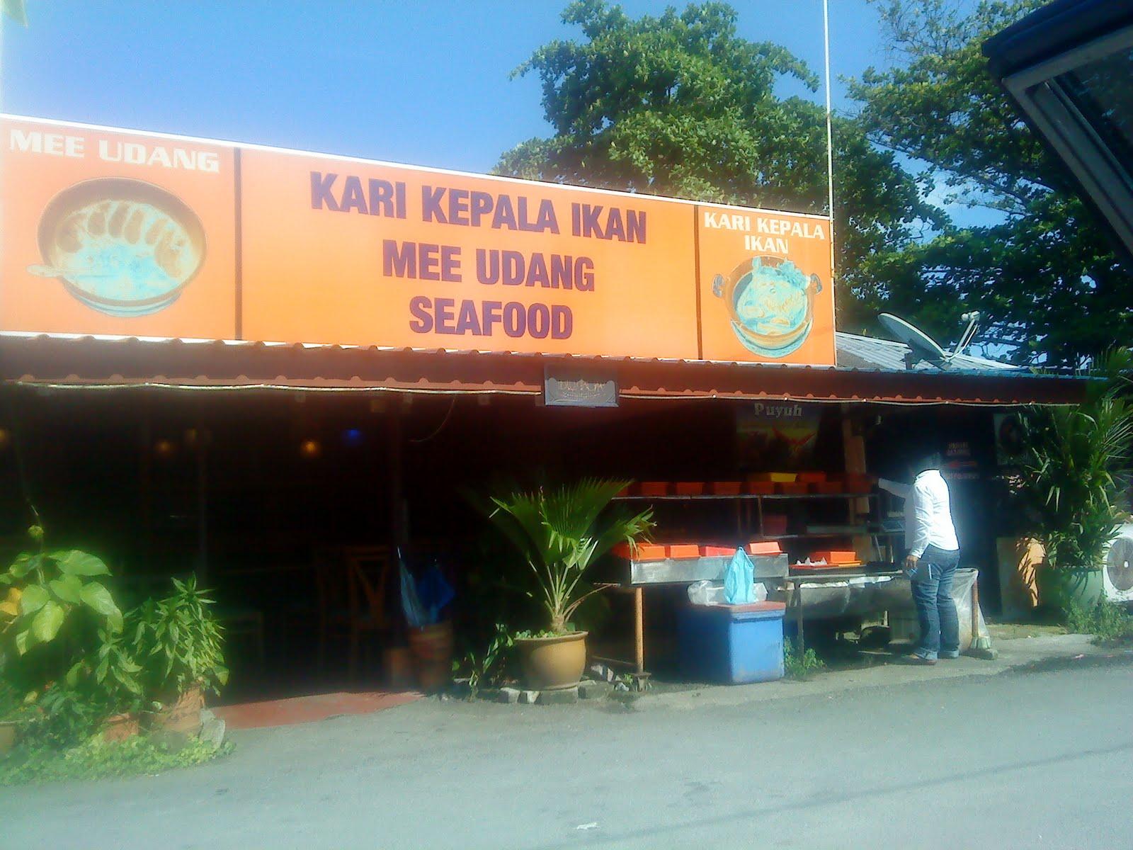 Home Sweet Home Nasi Kandar Line Clear Mee Udang