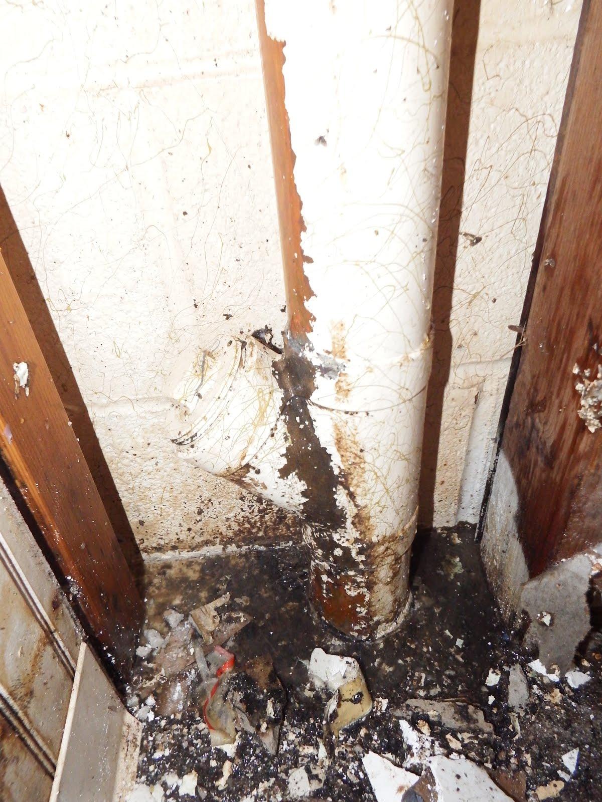 Pipe Broken Bathroom