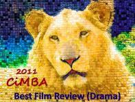 2011 CiMBA Award