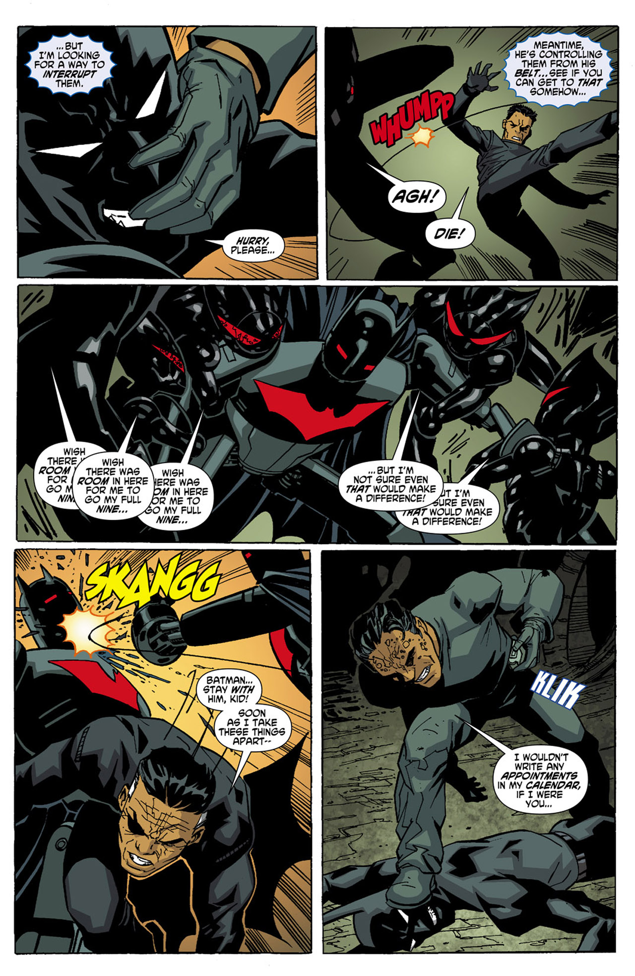 Batman Beyond (2010) Issue #6 #6 - English 16