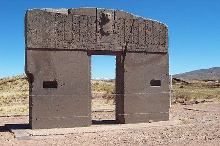 Gizemli Yapılar / Tiahuanaco ve Güneş Kapısı