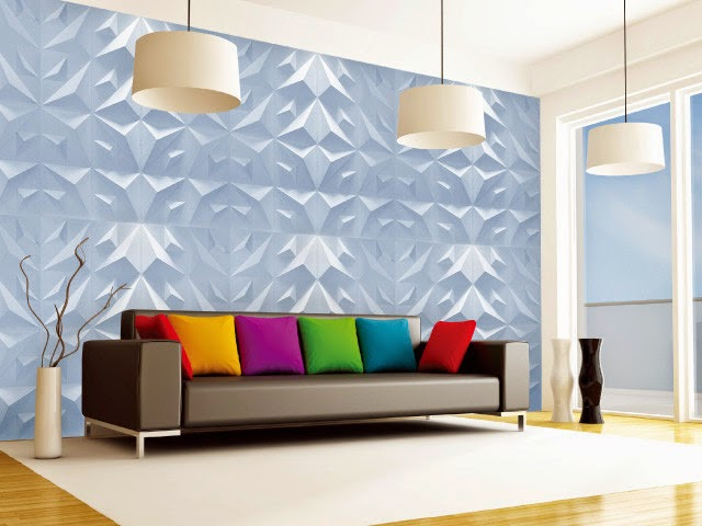 Affordable Home Innovations | Textured Wall Paneling | 3d Wall Panels