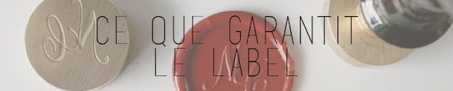 ce que garantit le label cosmétique bio nature et progrès