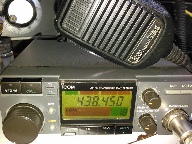 Icom IC-448A