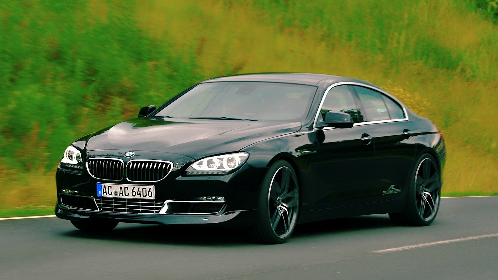 2012 Ac Schnitzer Bmw 640d Gran Coupe On 21 Quot 360 Cv Carwp