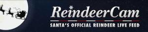 Santa's Reindeer Live Camera Feed