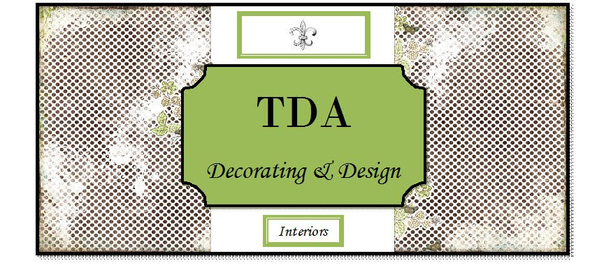 TDA decorating and design