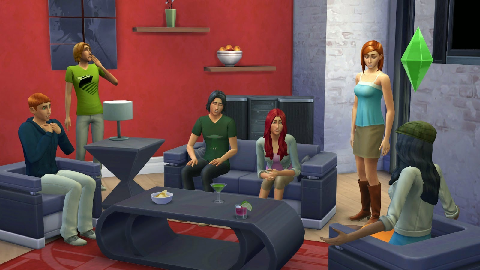 The Sims 4 + Update RELOADED PC Full Version Crack screenshot