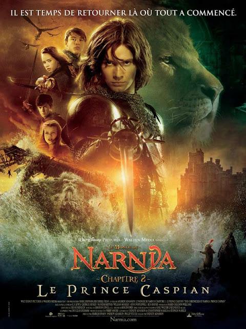 Le Monde de Narnia 2 : Le Prince Caspian streaming vf