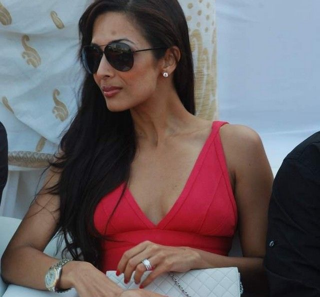 Malaika Arora Khan Hot Photos In Jindal Polo Match Launch Party sexy stills