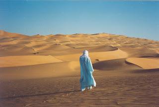 Orang yang kehausan digurun Pasir