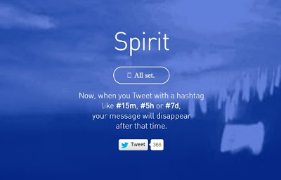 Spirit for Twitter - Technocratvilla.com