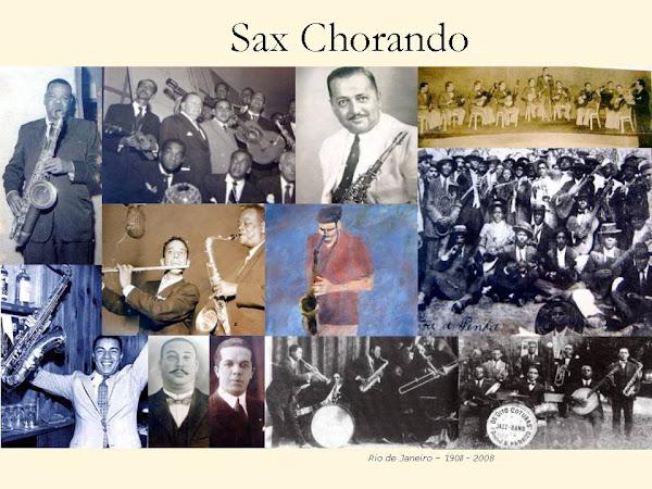 Sax Chorando