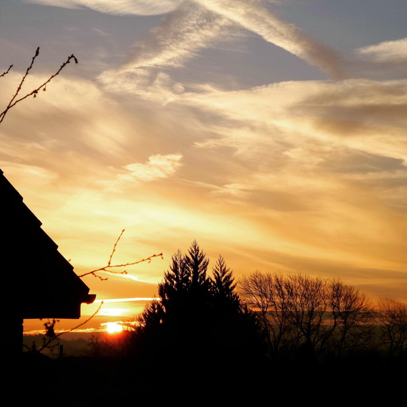 Tuesday Morning Sunrise