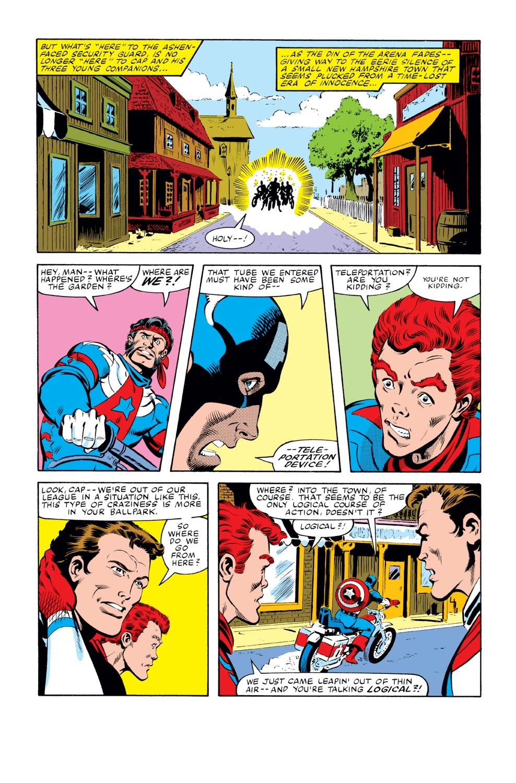 Captain America (1968) Issue #269 #185 - English 12