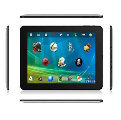 harga spesifikasi IMO Tab X9 tablet android layar lebar - Berita Handphone