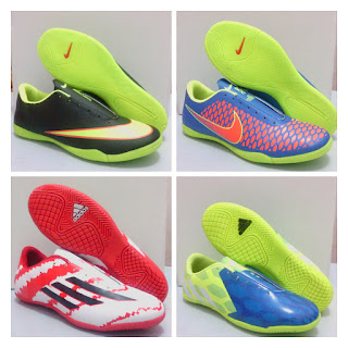 Grosir Sepatu Futsal Nike Adidas