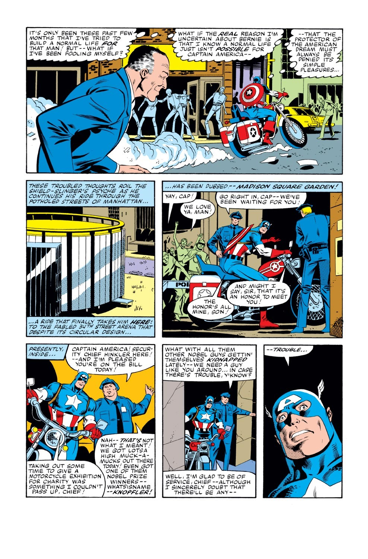 Captain America (1968) Issue #269 #185 - English 6