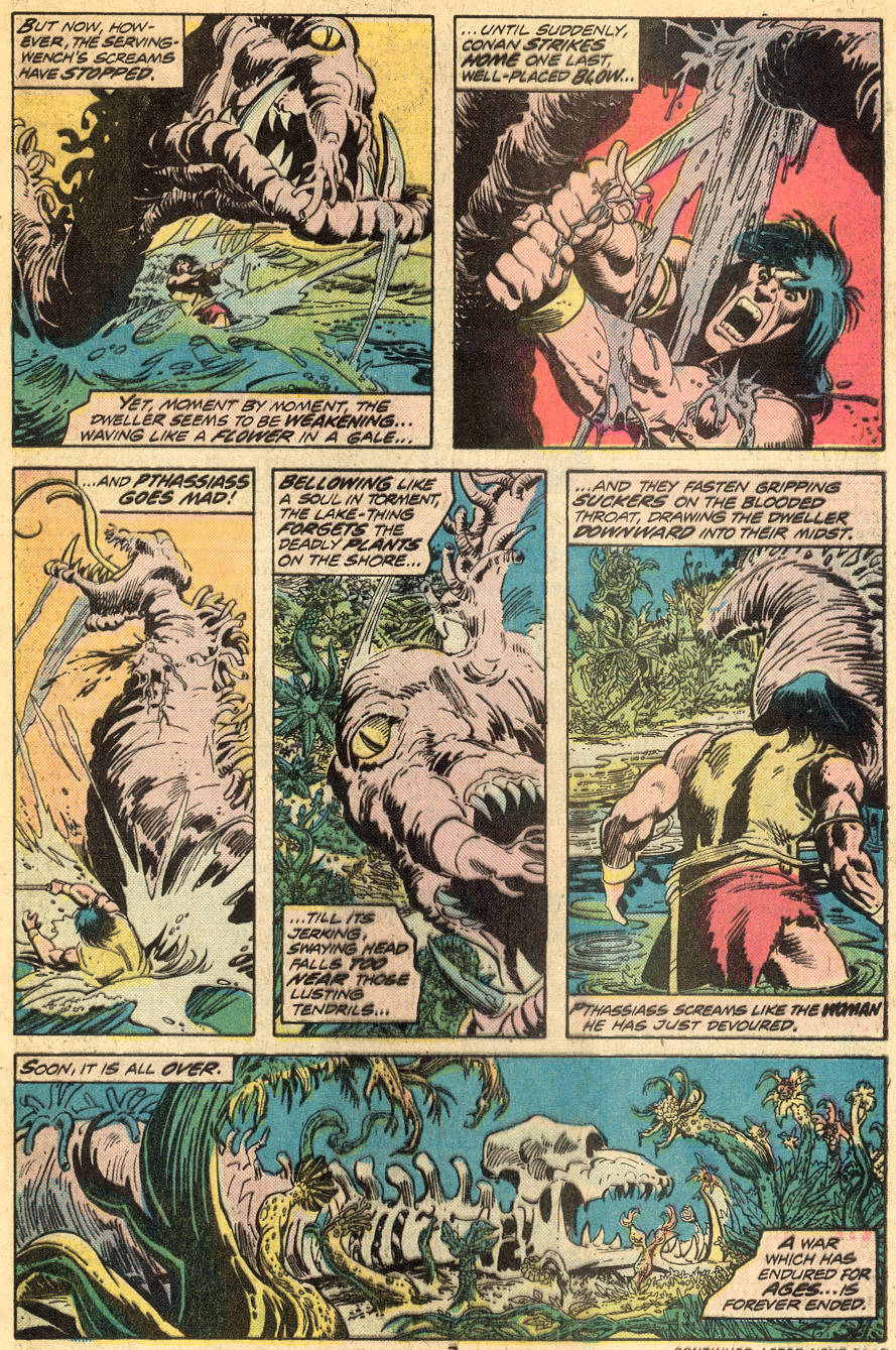 Conan the Barbarian (1970) Issue #50 #62 - English 6