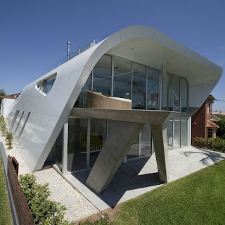 Amazing Future Home Designs   Australiau0027s Architecture With The Flow