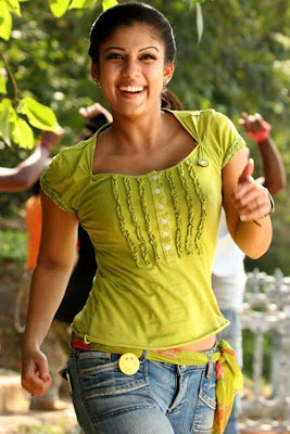 Nayanthara Hot Photos from Bodyguard Movie