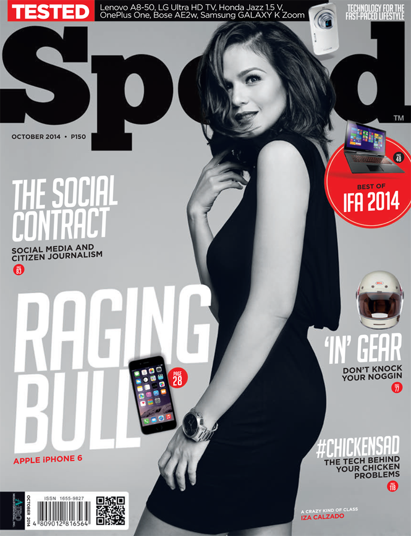 Speed Oct. 2014