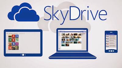 Penyimpanan Online Gratis dari Microsoft