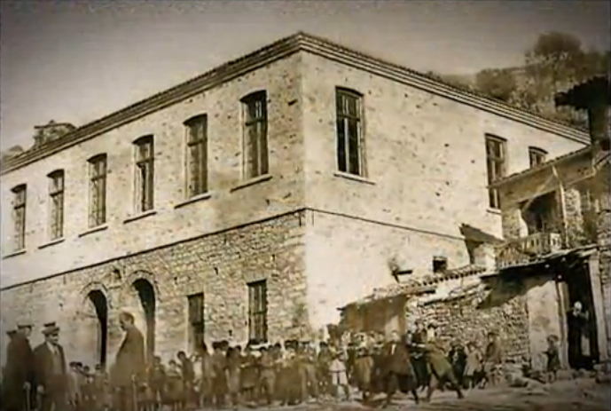 Κωσταραζι Καστοριας - Απο το Παλιο στο... Νεο (ΚΑΝΤΕ ΚΛΙΚ)
