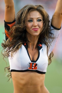 Bengals cheerleaders cincinnati