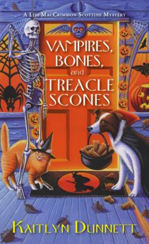 Vampires Bones and Treacle Scones