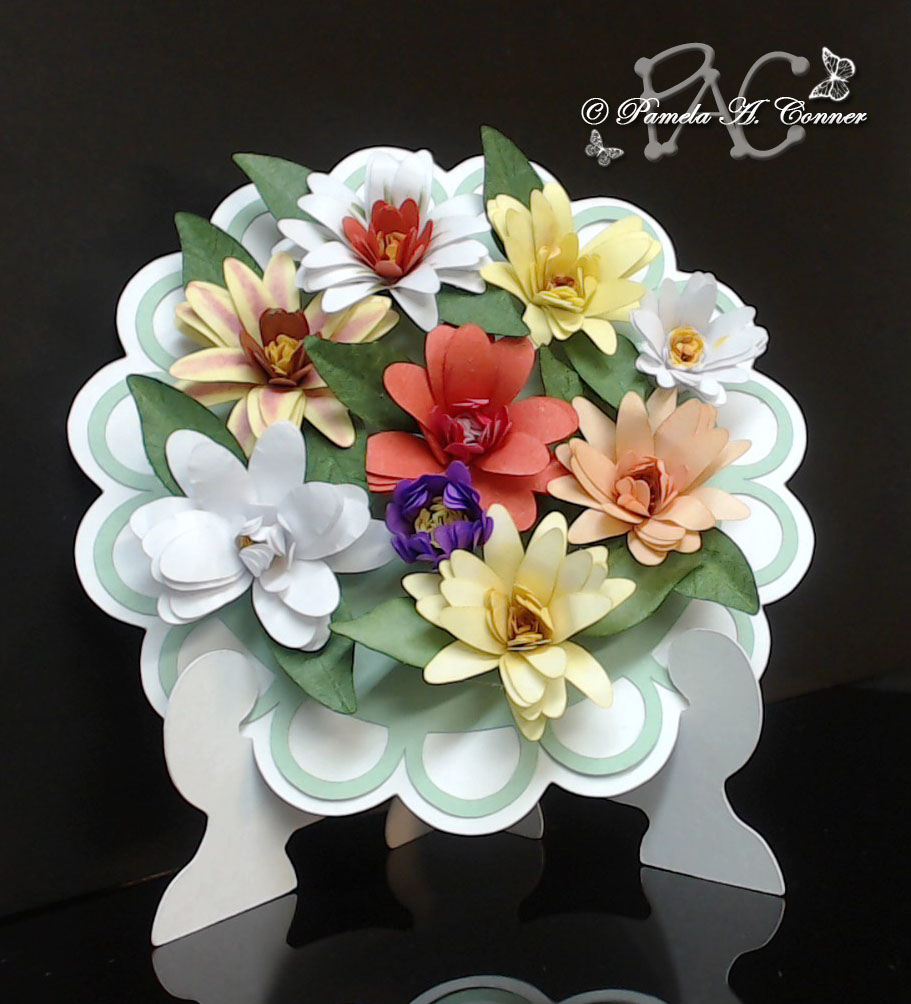 OK Lets Talk About Paper Flowers