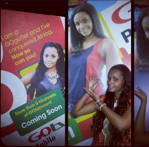 Dillish Mathew Becomes The New Face Of GOTV Namibia