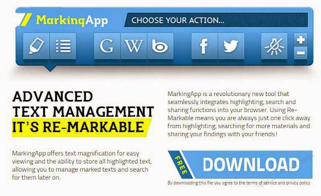 MarkingApp