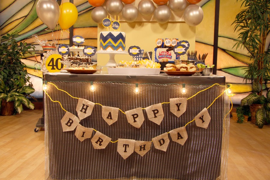 Man Cave Party Decorations : It will change your life party details coupon codes