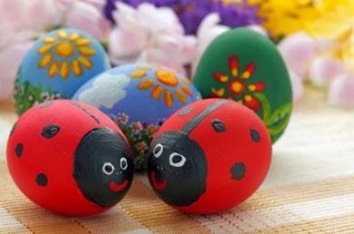 Farbanje i ukrašavanje uskršnjih jaja