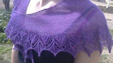Purple Annis ( pattern by Susanna IC)