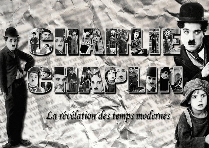 Charlie Chaplin  Charlie-chaplin