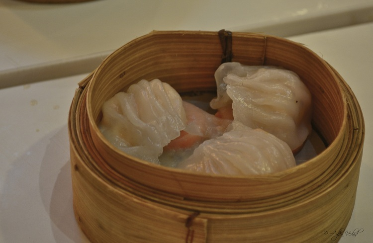 Steamed Hakao, Dimsum Break