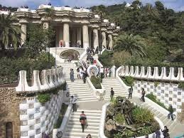 Parque Güell parc maravilla