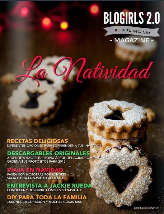 Magazine Blogirls 2.0 Natividad